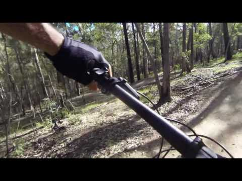 Nerang mtb Track 3 - Watch in HD