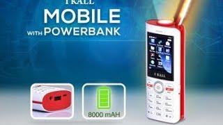 I kall K42 NEW #दुनिया का पहला 8000 MAH फोन *