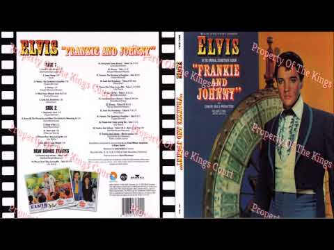 Elvis Presley - Frankie And Johnny - No. 30 In The FTD Collection
