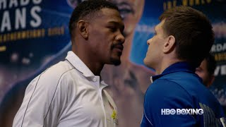 Jacobs vs. Deveyanchenko Press Conference Recap
