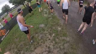 Terrain Racing [Mud Run] 2017 (The Start)