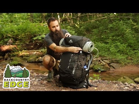 Gregory Denali 100 Internal Frame Backpack - YouTube