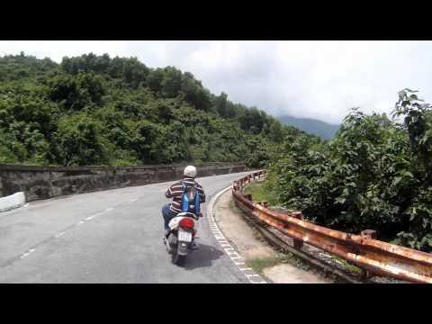 Journey through Central Vietnam (Da Nang, Hoi An, Hai Van Pass)