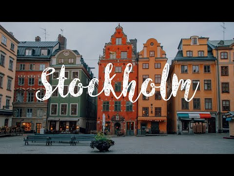 STOCKHOLM VLOG  – Welcome to My Home!