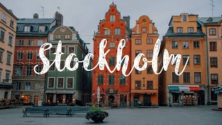 STOCKHOLM VLOG  - Welcome to My Home!