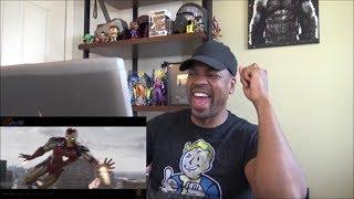 AVENGERS: ENDGAME Weird Trailer #3 | AVENGERS 4 PARODY by Aldo Jones - REACTION!!!