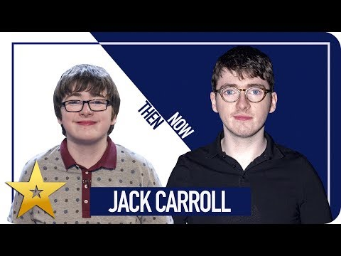 Then and Now: Jack Carroll | BGT: The Champions