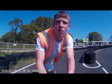 South Coast Karting Bournemouth *NEAR MISS* *READ DESC*