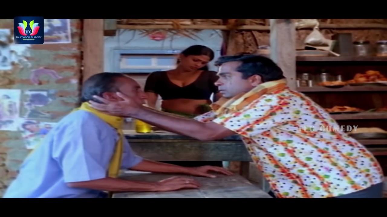 Brahmanandam Non Stop Comedy Scene Rowdy Gaari Pellam Movie || Telugu Comedy Scenes || TFC Comedy