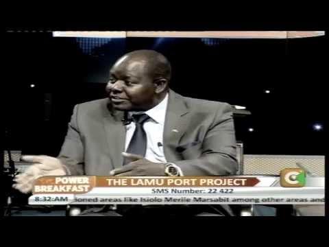 Power Breakfast Interview: The Lamu Port Project
