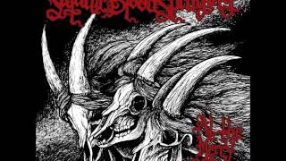 Satanic Blood Spraying - Draining Blood