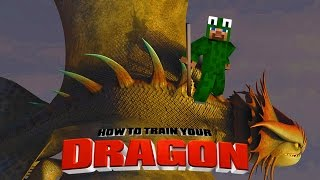 Minecraft - HOW TO TRAIN YOUR DRAGON 2 - [5] 'Tornado Storm'