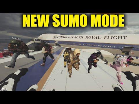 NEW SUMO GAME MODE! - Rainbow Six Siege (mod) |