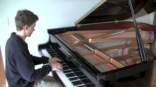 Wiz Khalifa: See You Again ft. Charlie Puth (Elliott Spenner Piano Cover)
