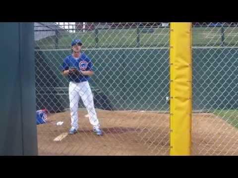 Corey Black, Cubs, bullpen
