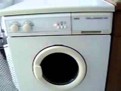 aeg ko lavamat 605 1994 pure noise terror youtube. Black Bedroom Furniture Sets. Home Design Ideas