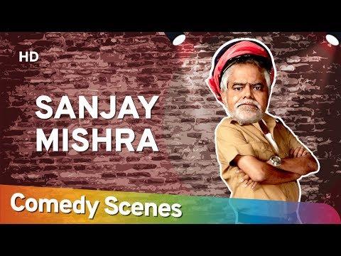 Sanjay Mishra Comedy - Super Hit Comedy Scenes - 啶膏啶溹く 啶た啶多啶班ぞ 啶灌た啶熰 啶曕啶啶∴ - Shemaroo Bollywood Comedy