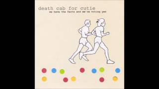 Watch Death Cab For Cutie Scientist Studies video