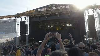 Stone Temple Pilots - Big Bang Baby LIVE 2018 Carolina Rebellion
