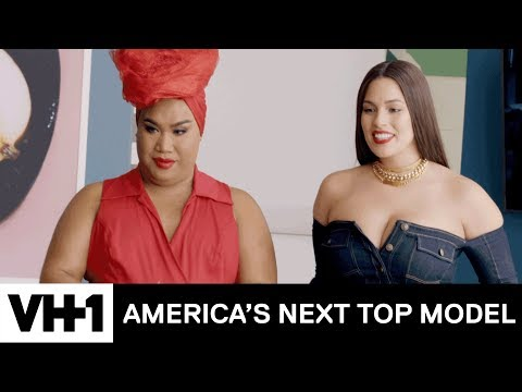 PatrickStarrr Leads A Creative Beauty Blog Challenge 'Sneak Peek' | America's Next Top Model