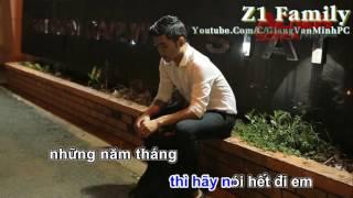 #Karaoke: Giả Vờ Yêu - HD (Ngô Kiến Huy)