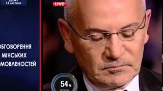 Максим Шевченко разнёс и опустил Савика Шустера в прямом эфире!