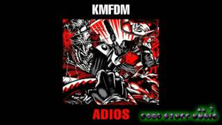 KMFDM - Track 09 - Rubicon - Adios