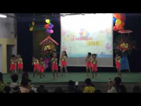 Thaithuanbinh-Dưa Hấu múa Aerobic Lạ Ghê