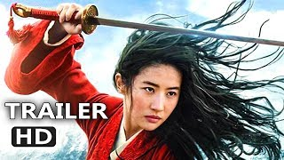 MULAN Trailer 2 (NEW 2020) Disney Live Action Movie HD