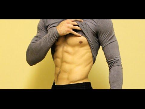 10 min workout břicho (brušné svaly, brucho)