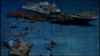 Wreck of the Titanic: How Much Time Is Left? (Stern Section)