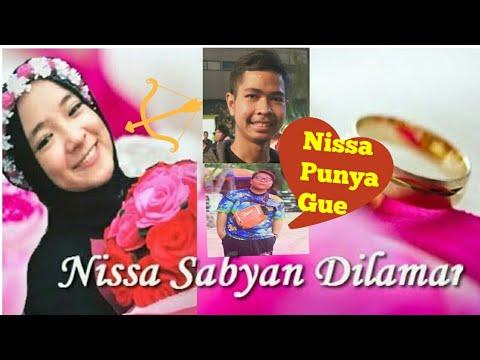 Nissa Sabyan dilamar Fauzi Cahya