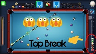 Top Best Break of 8 Ball Pool.. By Arsalan 8BP