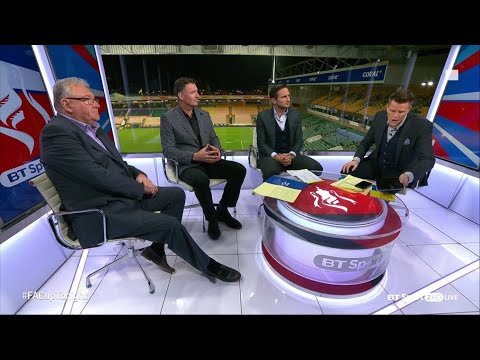 Brilliant discussion | Frank Lampard and Chris Sutton talk the perils youth football in England