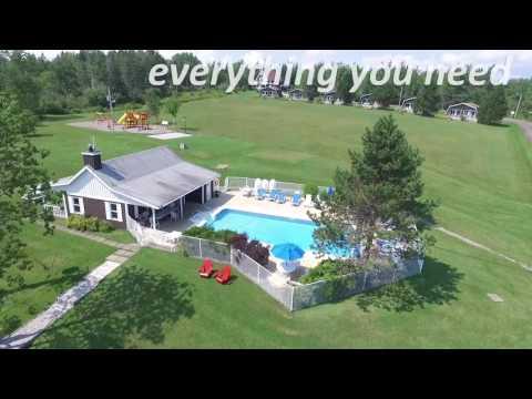 Silver Dart Lodge, Baddeck, Cape Breton Island, Nova Scotia