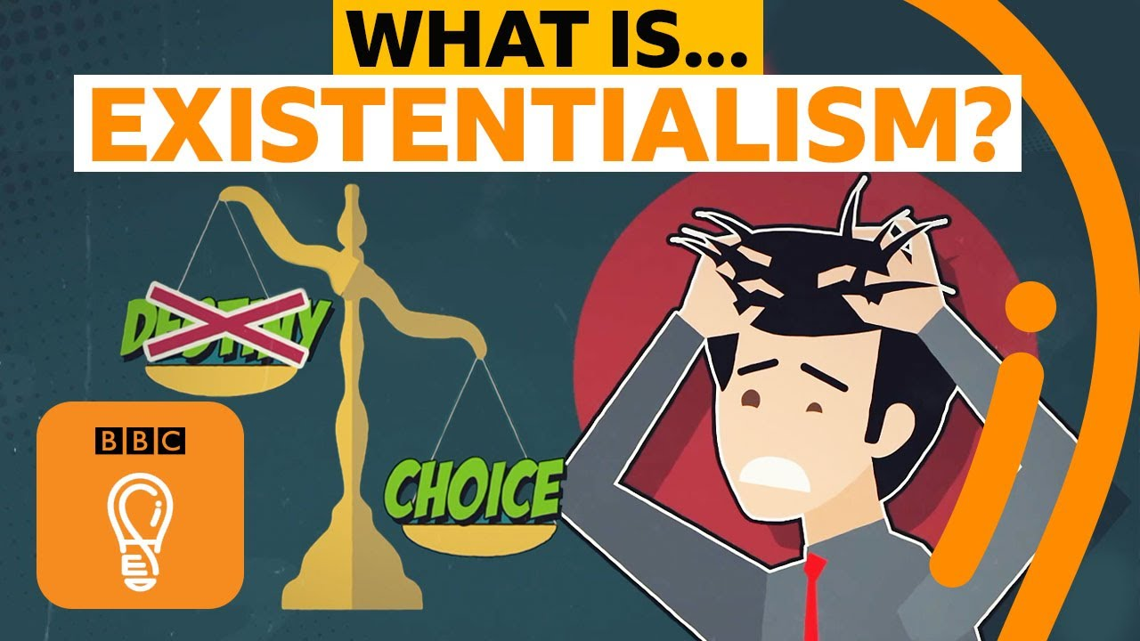 What is existentialism? | A-Z of ISMs Episode 5 - BBC Ideas - YouTube