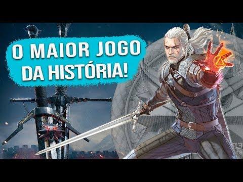 COMO THE WITCHER CONQUISTOU O MUNDO! - DOCUMENTÁRIO FANTÁSTICO thumbnail