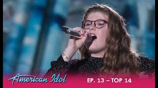 Catie Turner: America's Sweetheart Delivers A KNOCKOUT Blow To All Her HATERS! | American Idol 2018