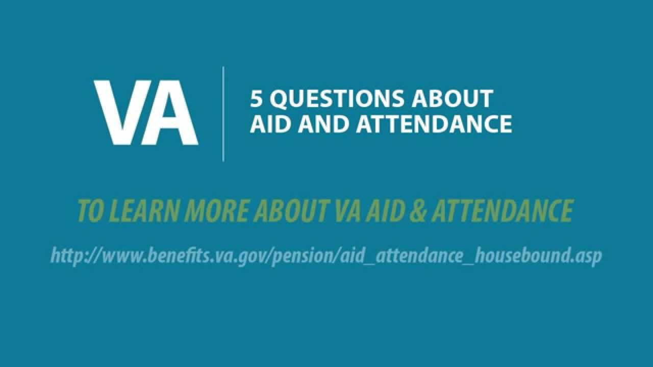 What Is Aid & Attendance?