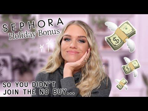 SEPHORA BONUS SALE RECOMMENDATIONS - MAKEUP, HAIR, SKIN   Samantha Ravndahl thumbnail