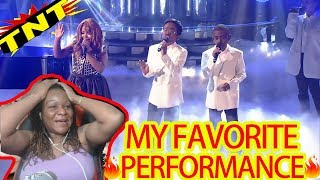 yfsfk kids 2018 tnt boys as mariah carey boyz ii men one sweet day reaction