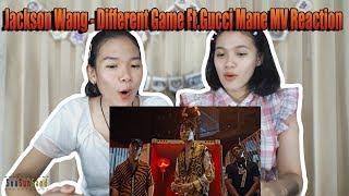 Jackson Wang - Different Game ft. Gucci Mane MV รีแอคชั่น Rection (Thai Ver.) | SeaSunSand Video