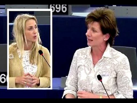 EU secrecy debate on international agreements given short shrift in parliament - Diane James MEP