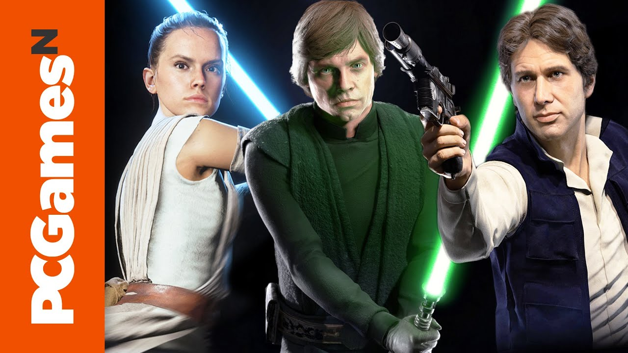 The 9 Best Star Wars Games On Pc  Youtube