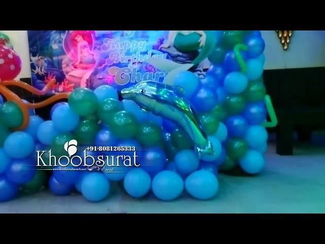 ocean theme party khoobsurat event 8081265333
