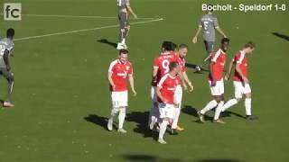 11. Spieltag: 1. FC Bocholt - VfB Speldorf 4:1 (3:0)