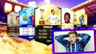 FIFA 17 - OMG! 50 WALKOUTS in 1 PACK OPENING!! ⛔️⛔️ FIFAGAMING BEST PACKS  - ULTIMATE TEAM (DEUTSCH)
