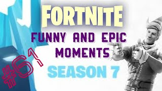 Fortnite Funny And Epic Moments #61 ONE SHOT GAMEMODE