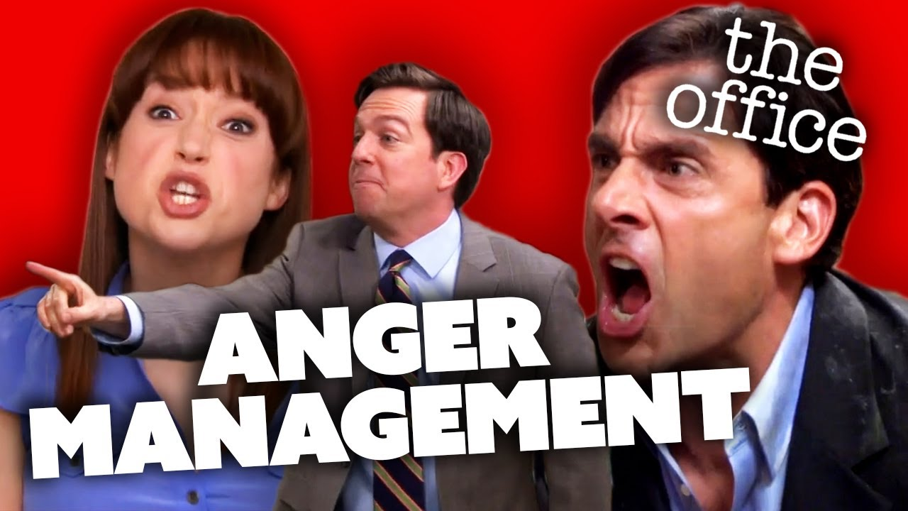 Anger Management - The Office US