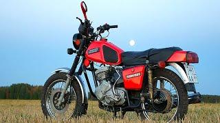 История мотоциклов ИЖ Планета от рождения до краха|Мотоциклы СССР